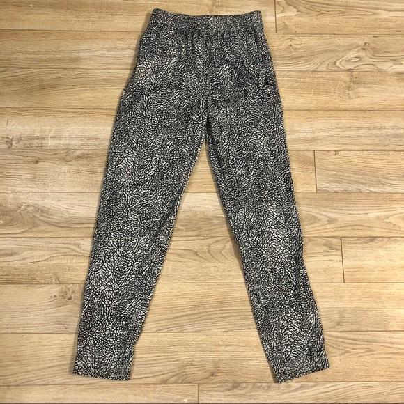 timeless design b77c5 cc525 Jordan Other - Air Jordan Elephant Skin Print Jogger Sweatpants